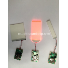 Módulos de flash LED, intermitente de pantalla POP, luz intermitente LED, módulo de luz LED