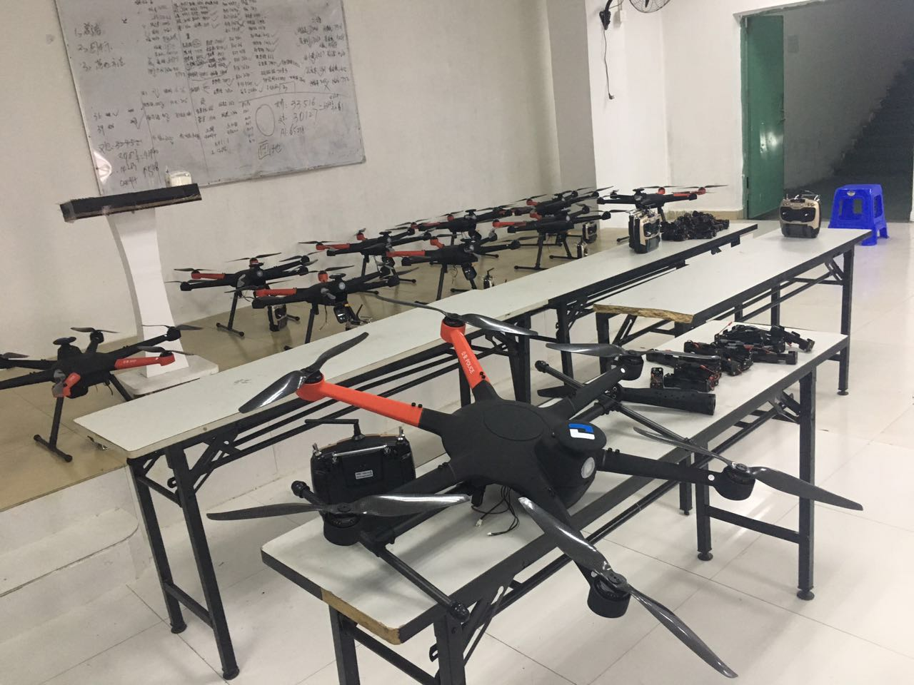 Commercial Drone Frame
