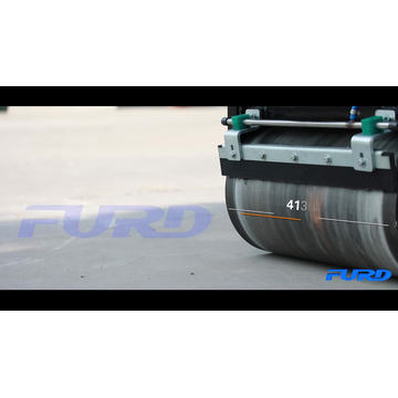 Water-cooled Diesel Vibration Drum Roller (FYL-800CS)