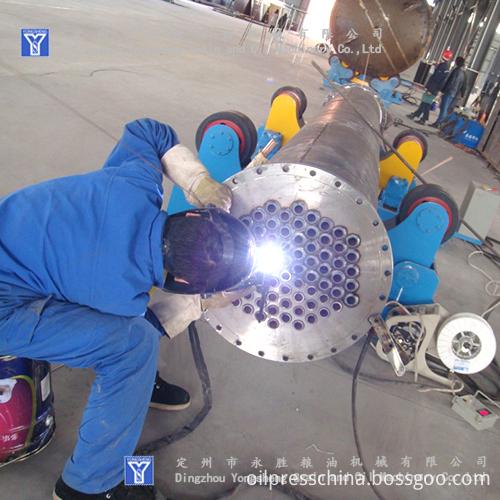 rice bran oil machine parts