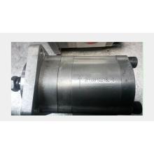 Мотор редуктора гидравлического насоса с подвесным подшипником