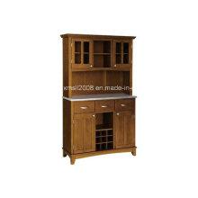 Cozinha armário de armazenamento de móveis de cozinha Buffet com CE (G-K15)