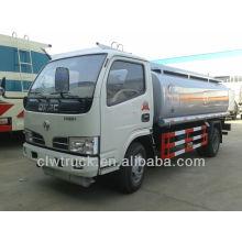 Мобильный автозаправочный автофургон Dongfeng Mini, грузовик с бензовозом грузоподъемностью 4x2
