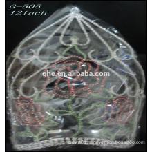 Wholesale rhinestone beautiful valentine's day roses tiara crown