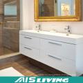 Armarios de baño colgados pared natural de la chapa para la casa (AIS-B022)