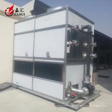Spritzen Geschlossener Kühlturm aus Edelstahl