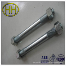 high quality ASME B1.1 & B18.2.2 A 194 GR.2H hex nut