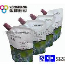 Стиральный моющий препарат Stand Up Spout Bag