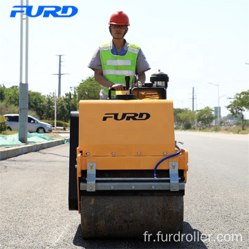 Brand New 550kg Walk Behind Vibratory Drum Road Roller