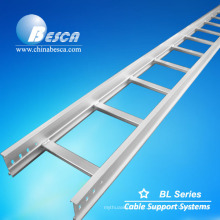 Escada de cabo Top One HDG ladder type cable tray size