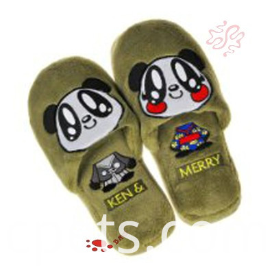 cartoon panda slipper