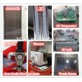 CCD tipo de cinto Mongolia Fluorspar classificador de cores na China