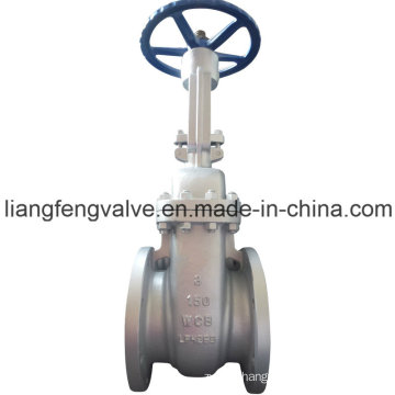 API600 Gate Valve with Flanged Ends Cast Steel