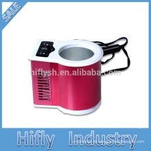 HF-050A DC mini refrigerador para el coche mini refrigerador portátil del coche mini refrigerador del coche mini refrigerador