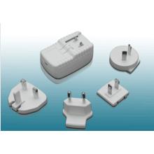 5V 1A Adaptateur secteur USB adaptateur d'alimentation interchangeable