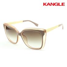 High quality custom logo female AC lenses sunglasses wholesale 2017