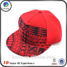 Custom Printed China Snapback Hat
