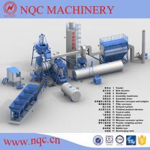 Planta mezcladora de asfalto móvil (QLBY-60 \ 80)