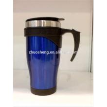 ventes en gros mat finish échantillon gratuit de café tasse, fabricant de tasse de café