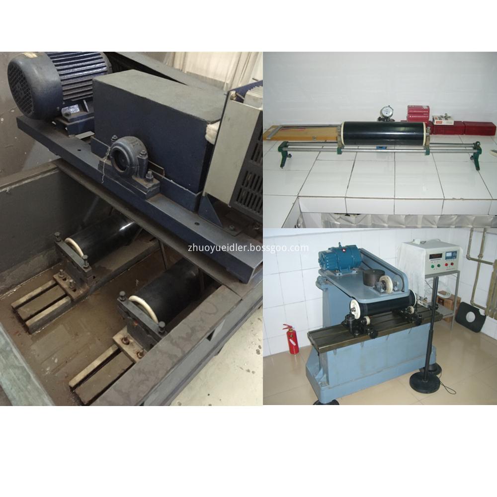 Conveyor Idler Inspection Equipment