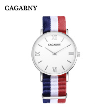 Roman Silver Wristwatch