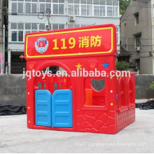Children plastic play house play set toys for sale