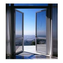 Double glazed 2.0mm profile thickness door and window guangdong