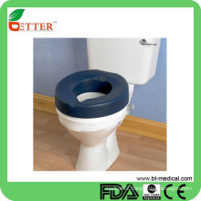 Easy to use and comfortable& toilet seat risers