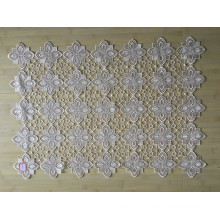 St16-10 кружевом используемая ткань для скатерти