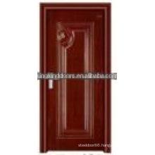 Pop Style Steel Wooden Door JKD-1901(Z) Steel Interior Door From China Best Sale
