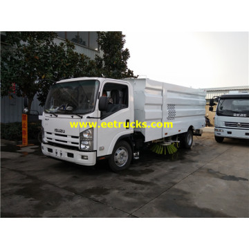ISUZU 8000L Airport Sweeper Trucks