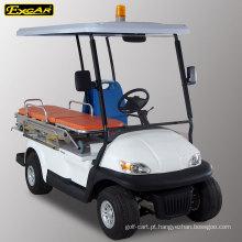carro elétrico movido a bateria econômico conveniente, ambulância elétrica