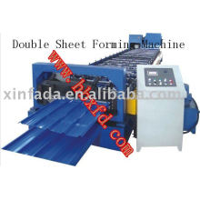 Double Layer Forming Machine,Double Sheet Forming Machine