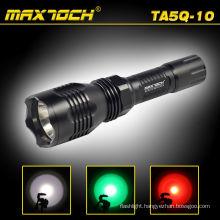 Maxtoch TA5Q-10 Rechargezble 18650 Aluminum Light LED Tactical