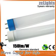 Lámpara fluorescente LED de alta luminancia T8 LED