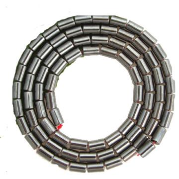 Hematite Tube Beads 3X5MM