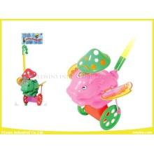 Push Pull Toys Rabbit Sliding Toys