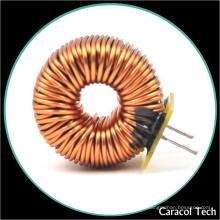 Inductor 20mh de las bobinas de obstrucción del modo común de la INMERSIÓN del precio de la fabricación de China para la iluminación
