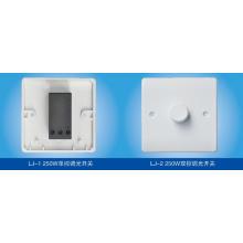 Interruptor atenuador rectificador controlado por silicio