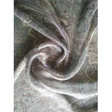 Silk Viscose Blend Chiffon