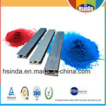 Industrial Aluminium High Gloss Electrical Powder Coating