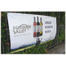 510gsm Large Format Digital Printing Outdoor Banners