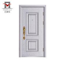 2016 precio barato puertas de hierro diseño exterior