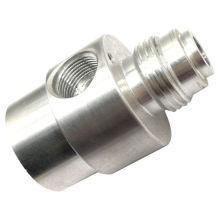 Peças de usinagem CNC de titânio preciso de alta qualidade personalizada