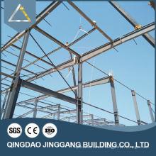 Prefab Galvanized Steel Structure Metal Frame Church