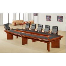Salle de réunion Salle de réunion Antique Big Long Conference Desk