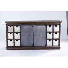 La mejor gama de la nueva calidad Cuarto de madera moderno del cajón de la sala de estar
