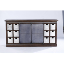 Corbeau de tiroir de salle à manger en bois moderne de la meilleure qualité