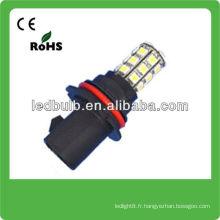 Éclairage de moto 9004 5050 ampoule à tête de voiture SMD