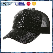 Factory Popular low price 5panel curved brim trucker hat with good price